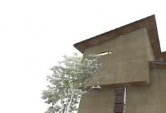 共栄ホームズ「TVボードと繋がる デッキテラスのある家」