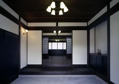 北岡工務店10-4[1]富山市I邸玄関60
