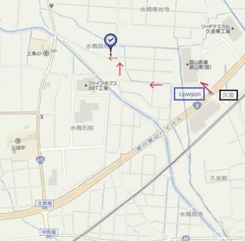 ナカムラ 大工職人が建てる家map